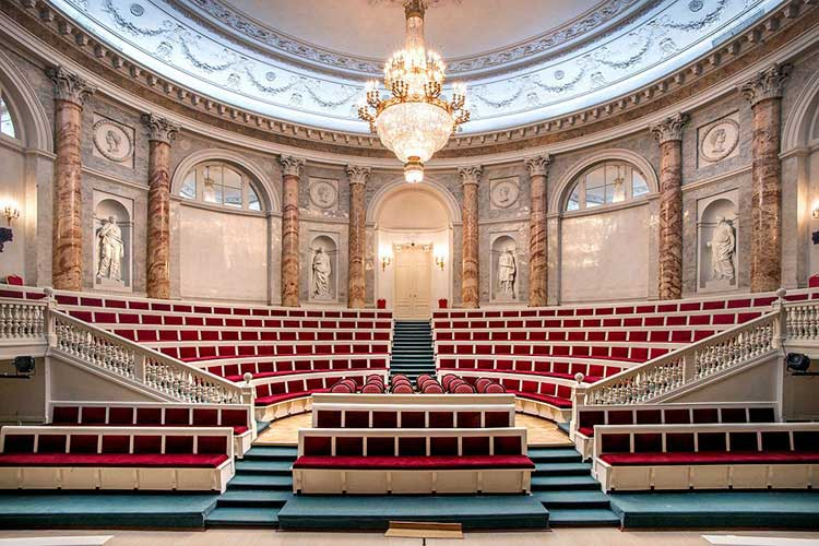 About the Hermitage Theater | St.Petersburg, Russia