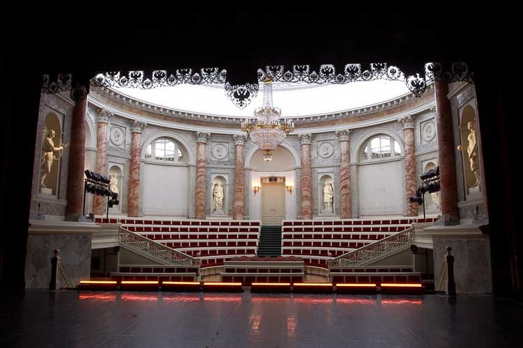 About the Hermitage Theater - Hermitage theater