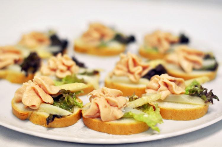 <Блюда ресторана в Николаевском дворце - Food in Restaurants and banquet halls of the Nicholas Palace in St. Petersburgn