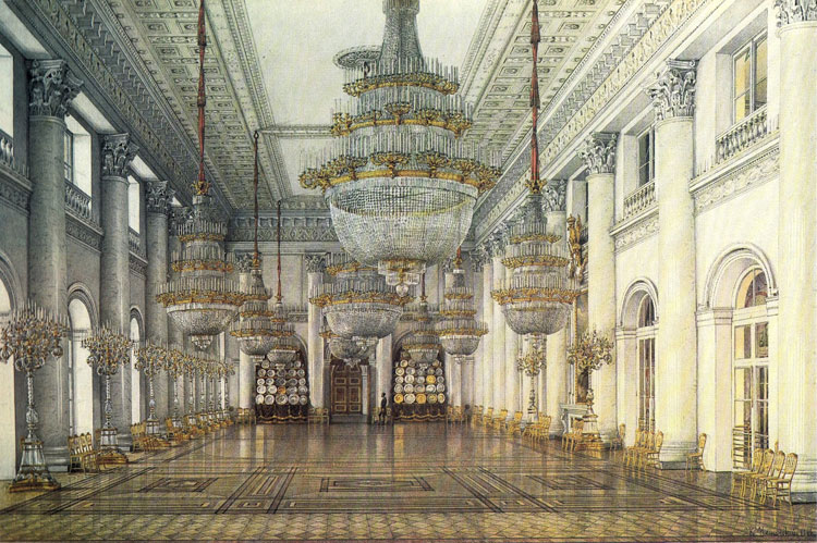 Order excursions to Nicholaev Palace