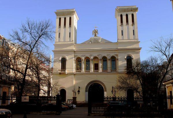 Собор Петра и Павла (Петрикирхе) Санкт-Петербург - Афиша 2020 и ...