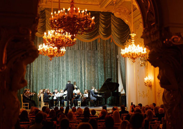 Russian Musical Seasons in Saint-Petersburg