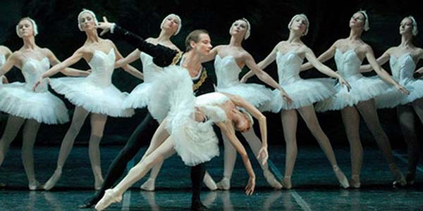 Гала-концерт Шедевры мирового балета